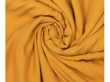 Woven Tencel plain  Oker geel