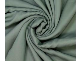 Woven Tencel plain  Oud groen