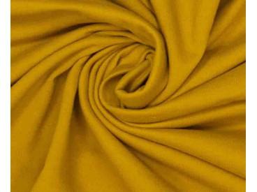 Knit co/ea Boordstof Oker geel
