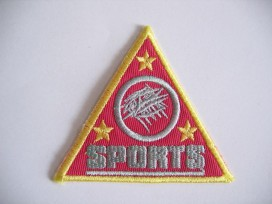 Applicatie Sports driehoek