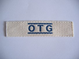 Applicatie OTG label creme
