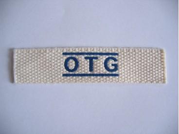 9l O applicatie OTG label creme 914