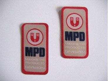 9j O applicatie 2 MPD Rood/zand 916