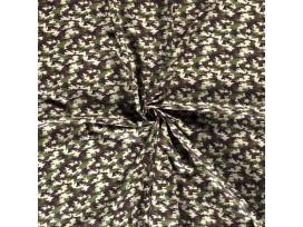 Legerprint  poplin Serie 1  Groen  15571-0027N