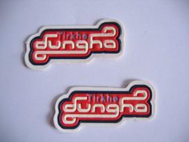 Applicatie Tirkhe Dungha rood