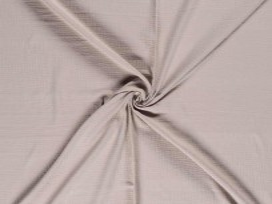 Mousseline  stof Effen  Zand  03001-052N