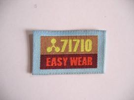 Applicatie Label 71710 lichtblauw