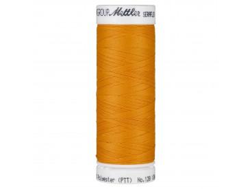 Seraflex elastisch garen  Licht oranje 0122