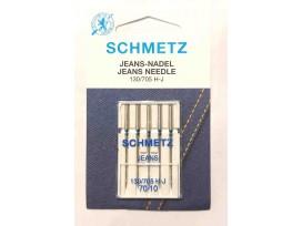 Schmetz jeansnaalden  70/10
