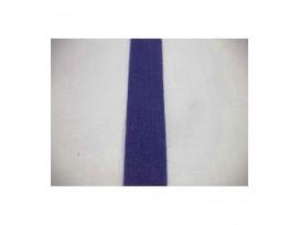 Keperband 2cm Donker Blauw