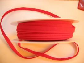 Paspelband  rood  40