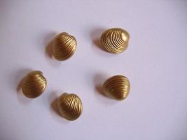 5a Hollandse knoop Jacobschelp goud hk126