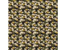 Legerprint  Zand met geel V embleem  15801-026N