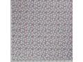 Poplin katoen Grijs met witte eenhoorns  15811-063N