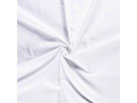 Witte canvas 100% katoen  100% katoen  1.45 mtr.br.  240 gr/m2.