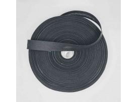 Biaisband per rol van 50mtr  Zwart 2cm