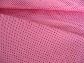 c Mini stip Roze/pink 8220
