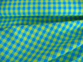 b Boerenbont Lime/aqua 10 x 10mm 8251