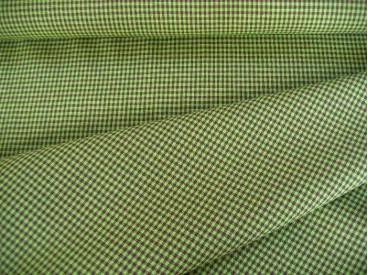 Boerenbont ruit Lime/bruin 3 x 3 mm 8254
