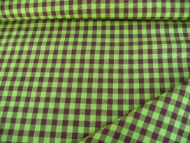 f Boerenbont Lime/bruin 10 x 10 mm 8255