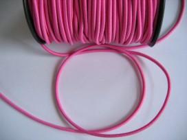1c Pink koord elastiek