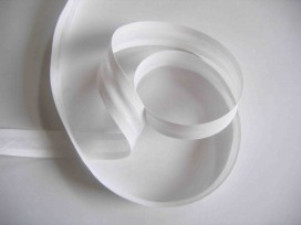 5e Biaisband Wit 2 cm. 009