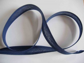 Biaisband Blauw 2 cm. 210