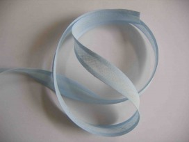 5o Biaisband Lichtblauw 2 cm. 259