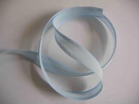 Biaisband Lichtblauw 2cm breed