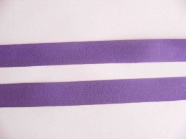 Keperband 2cm. paars