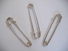 Kiltspeld zilverkleurig  65mm