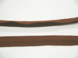 Tresband Chocoladebruin 20mm. 375
