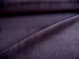 5k Stretch velvet Donkerbruin 3556-04
