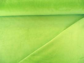 5b Nicky velours Lime 3081-125