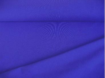 Tricot kobalt, een mooie kwaliteit jersey van de firma Nooteboom.  92% katoen/8% elastan  1,60 meter breed  240 gram p/m²
