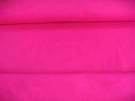Pink kleurige canvas 100% katoen 1.45 mtr.br.