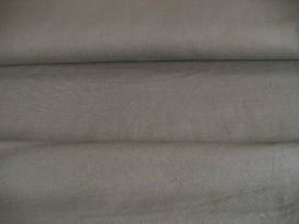 Donkergrijze canvas.  100% katoen  1.45 mtr.br.  240 gr/m2.