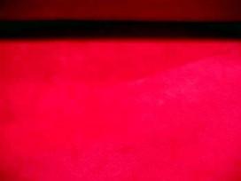Fleece Helder rood 1282