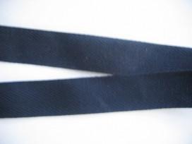 Keperband Zwart  3cm breed