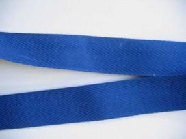 Keperband Kobalt  3cm breed