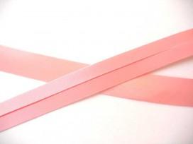 5i Satijnbiaisband Roze 2cm. 718