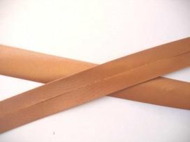 Satijnbiaisband Goud 2cm. 884
