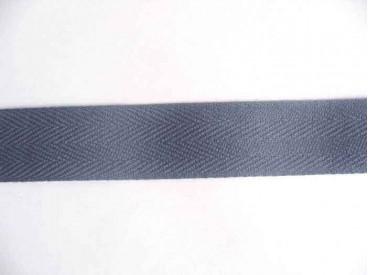 Keperband 3cm. Marine
