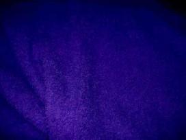 Badstof per meter € 9,95. Een mooi kwaliteit donkerkobalt kleurige badstof. Dubbel gelust 90% katoen/10%PL 1.42 mtr.br.