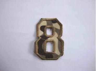 8h Leger applicatie Cijfer 8 leger8