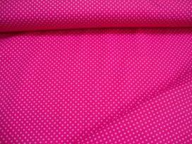 Ministip katoen Pink/roze 8300