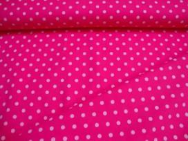 Middelstip katoen Pink/roze 8301