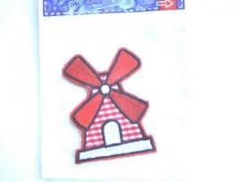 Hollandse applicatie Grote rode molen