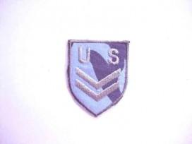 7x Leger applicatie US Blauw Leger 16