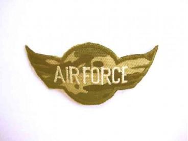 7y Leger applicatie Airforce Wings Leger 17